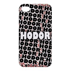 Hodor Apple Iphone 4/4s Hardshell Case