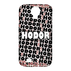 Hodor Samsung Galaxy S4 Classic Hardshell Case (PC+Silicone)