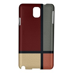 Modern Art Samsung Galaxy Note 3 N9005 Hardshell Case