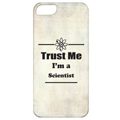 Trust Me I m A Scientist Apple Iphone 5 Classic Hardshell Case
