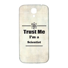 Trust Me I m a Scientist Samsung Galaxy S4 I9500/I9505  Hardshell Back Case
