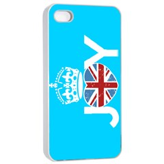 UNIONJOY Apple iPhone 4/4s Seamless Case (White)