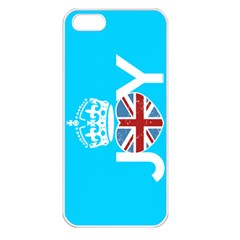 UNIONJOY Apple iPhone 5 Seamless Case (White)