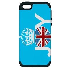 Unionjoy Apple Iphone 5 Hardshell Case (pc+silicone)