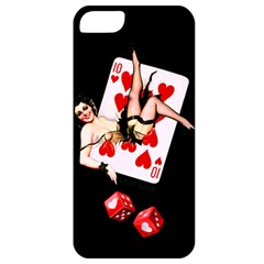 Lady Luck Apple Iphone 5 Classic Hardshell Case