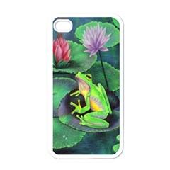 frog Apple iPhone 4 Case (White)