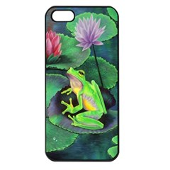 frog Apple iPhone 5 Seamless Case (Black)