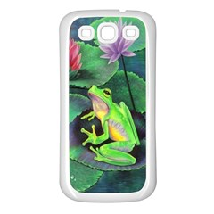 Frog Samsung Galaxy S3 Back Case (white)