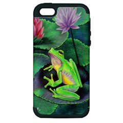 Frog Apple Iphone 5 Hardshell Case (pc+silicone)