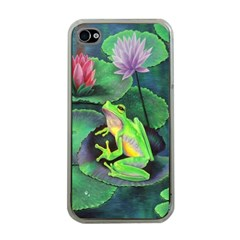 Frog Apple Iphone 4 Case (clear)