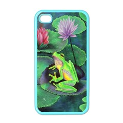 frog Apple iPhone 4 Case (Color)