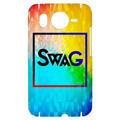 Swag (Color) HTC Desire HD Hardshell Case