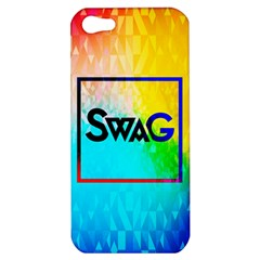 Swag (color) Apple Iphone 5 Hardshell Case