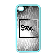 Swag (B&W) Apple iPhone 4 Case (Color)