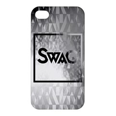 Swag (b&w) Apple Iphone 4/4s Hardshell Case