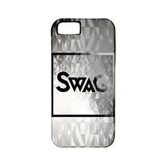 Swag (B&W) Apple iPhone 5 Classic Hardshell Case (PC+Silicone)