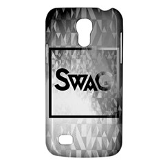 Swag (B&W) Samsung Galaxy S4 Mini Hardshell Case
