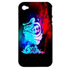 Gorilla Juice Apple iPhone 4/4S Hardshell Case (PC+Silicone)