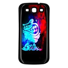 Gorilla Juice Samsung Galaxy S3 Back Case (Black)