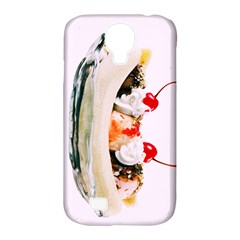 Banana Split Samsung Galaxy S4 Classic Hardshell Case (PC+Silicone)