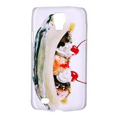 Banana Split Samsung Galaxy S4 Active (I9295) Hardshell Case