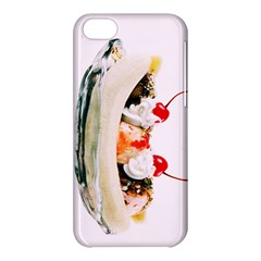 Banana Split Apple Iphone 5c Hardshell Case