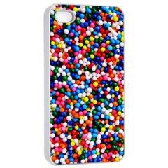 Sprinkles Apple iPhone 4/4s Seamless Case (White)