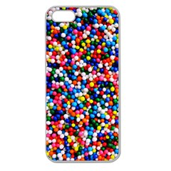 Sprinkles Apple Seamless Iphone 5 Case (clear)