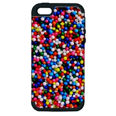 Sprinkles Apple iPhone 5 Hardshell Case (PC+Silicone)