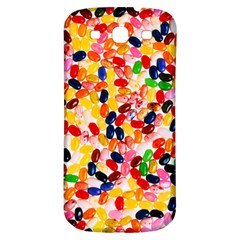 Jelly Beans Samsung Galaxy S3 S III Classic Hardshell Back Case