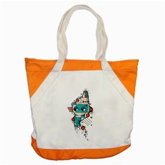 Muscle cat Accent Tote Bag