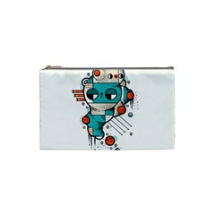 Muscle Cat Cosmetic Bag (small)