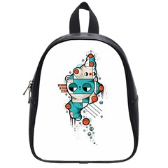 Muscle Cat School Bag (small)