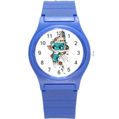 Muscle cat Plastic Sport Watch (Small)
