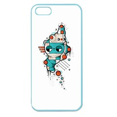Muscle cat Apple Seamless iPhone 5 Case (Color)