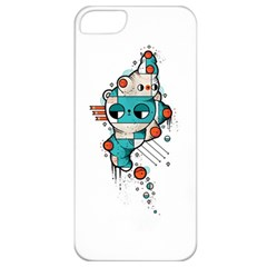 Muscle cat Apple iPhone 5 Classic Hardshell Case
