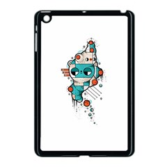 Muscle cat Apple iPad Mini Case (Black)