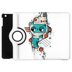 Muscle cat Apple iPad Mini Flip 360 Case