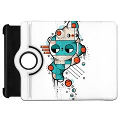 Muscle Cat Kindle Fire Hd 7  Flip 360 Case