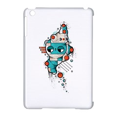 Muscle Cat Apple Ipad Mini Hardshell Case (compatible With Smart Cover)