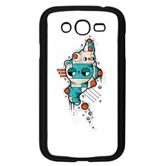 Muscle Cat Samsung Galaxy Grand Duos I9082 Case (black)