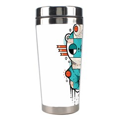 Muscle cat Stainless Steel Travel Tumbler