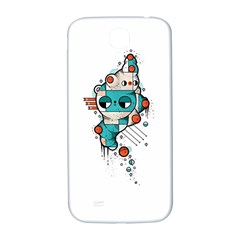 Muscle Cat Samsung Galaxy S4 I9500/i9505  Hardshell Back Case