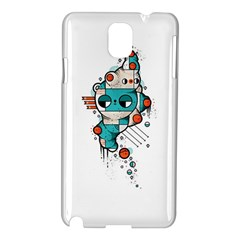 Muscle Cat Samsung Galaxy Note 3 N9005 Hardshell Case