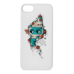 Muscle Cat Apple Iphone 5s Hardshell Case