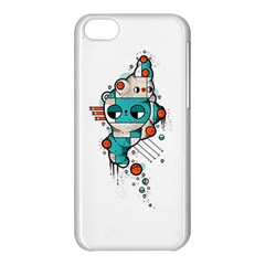 Muscle Cat Apple Iphone 5c Hardshell Case