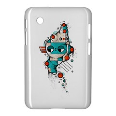 Muscle cat Samsung Galaxy Tab 2 (7 ) P3100 Hardshell Case