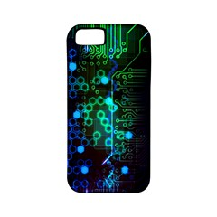 Circuit Board 2.0 Apple iPhone 5 Classic Hardshell Case (PC+Silicone)