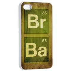 Br Ba Apple iPhone 4/4s Seamless Case (White)