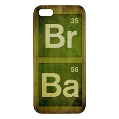 Br Ba Iphone 5 Premium Hardshell Case